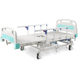 Blocco per grafici storto registrabile della base dell'ospedale manuale usato Sk-A07