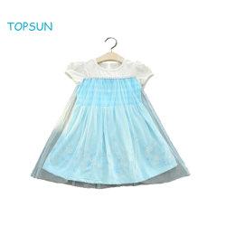 유아 아기를 위한 Wedding Baptism Dress Formal 소녀의 레이스 공주 당 제품 착용