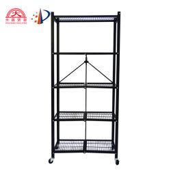 5 ménage multifonction de la couche d'étagère de pliage / Household Rack de stockage