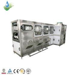 자동차 19 리터 순수한 물 생산 Line/20L 5gallon 플라스틱 병 Washer/3 갤런 충전물 20 리터