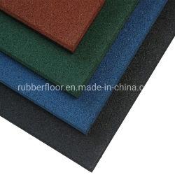 25mm China Fabricante Ginásio piso de borracha EPDM MEM/Ginásio Capachos de borracha do piso de borracha/piso de cerâmica para Crossfit