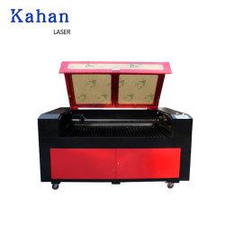 80W 100W 150W CO2CNC Laser-Scherblockengraver-Ausschnitt-Gravierfräsmaschinen für hölzernes Acryldie furnier-blattfurnierholz-Gummifertigkeiten, die das /Leather-Kleid-Aufbereiten bekanntmachen