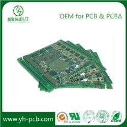 Electronics rígido personalizadas placa PCB Fabricante de la placa de circuito impreso de alta densidad Wiwh
