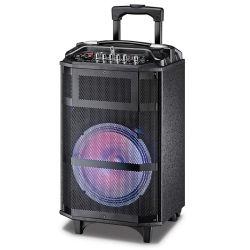 10pouces mini stéréo High-Power Square Dance mobile haut-parleurs de la batterie au lithium