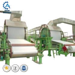 Elaborare il macchinario fissa il prezzo della carta igienica di fabbricazione della strumentazione dei tessuti