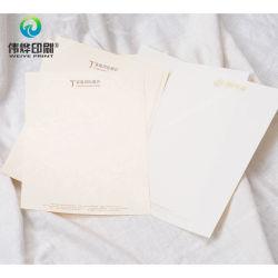 호텔 인쇄 사무실 소모품 편지지/편지지