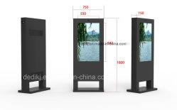 Dedi 49'' 150 mm Ultra-Width kiosque extérieur d'écran tactile LCD