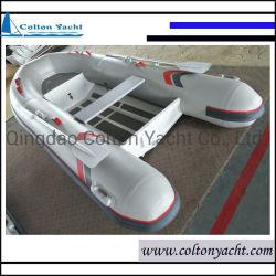 Os barcos de pesca de alumínio e barcos de costela com tubo Pontão