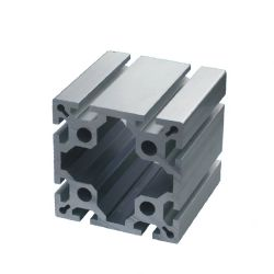 La aleación de aluminio para pared de cristal Cortinas de perfil, ventanas y puertas corredizas de aluminio anodizado de perfiles de aluminio