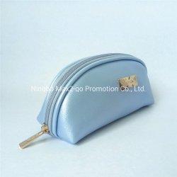 لون صلب معدني من جلد البولي يوريثان أوت ألسر الأزرق الثلجي حقيبة