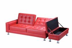 Design moderno e barato a Alavanca Multifuncional Cum cama, sofá-cama dobrável de Eucalipto