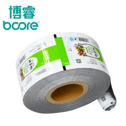 Горячая продажа Custom молока для приготовления чая и упаковки герметизирующей пленке продовольственной упаковки пленки