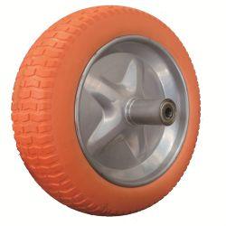 Mousse de l'outil 4.00-10 panier roue avec roulement de carbone