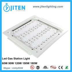 給油所ライトのための天井によって引込められる産業LEDのおおい