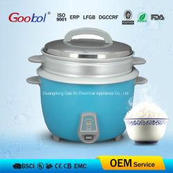 Het volledige multi-Gebruik van het Kooktoestel van de Rijst van de Trommel van het Lichaam Elektrische en Geschikt