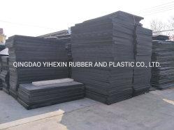 Cina fabbrica Bianco e nero EVA schiuma scheda gomma espanso Per rivestimento interno guarnizione di tenuta