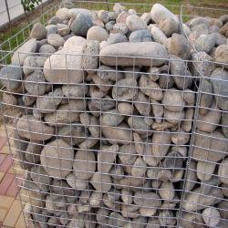 O PVC galvanizado Gabião Malha Hexagonal de Compensação de aves de capoeira