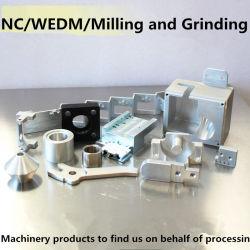La précision en acier inoxydable OEM/Aluminium tourné CNC/Pièces/composants tournant pour le traitement des pièces de machines
