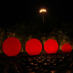 60cm Boule LED en plastique de l'éclairage pour l'hôtel Hilton de mobilier pour la vente