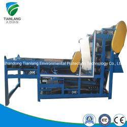 세척 모래 또는 광업 하수 오물 진창 탈수 처리를 위한 벨트 유형 여과 프레스 기계