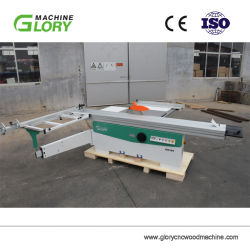 Machines à bois de la Chine scierie Table coulissante de la bande a vu le travail du bois de table coulissante