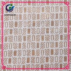 Cordón de nylon francés de algodón que recorta las telas africanas del cordón
