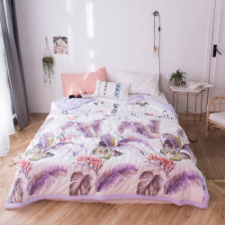 Großhandel Thin Quilt, Weiche White Quilt, Komfortable Sommer Quilt