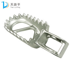 OEM Custom moulage à modèle perdu de la cire perdue et l'usinage CNC en acier inoxydable pour /Fer Zinc Aluminium ///Pièces de Bronze