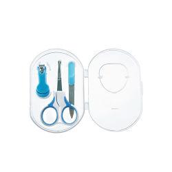 旅行キットの携帯用赤ん坊の釘の心配の赤ん坊指の釘のカッターのクリッパーセット