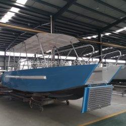 26 pies de Trabajo de aluminio barcos de pesca Barco Barco Panga