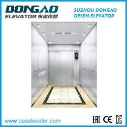 Elevatore stabile ed a basso rumore della barella del letto di ospedale dal fornitore professionista
