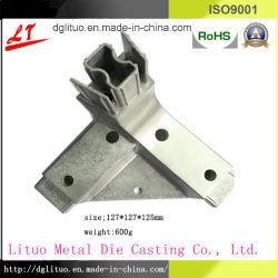 I metalli di pressione di raccordo della mobilia del triangolo della pressofusione