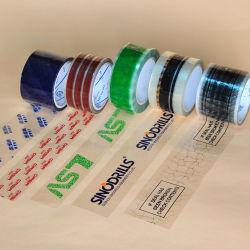 SGS утвердил сильный клей напечатано BOPP ленту упаковочную ленту