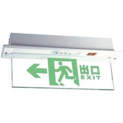 Voyant LED rechargeable d'urgence, LED témoin de sortie de secours