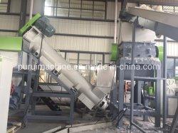 800 kg/h de plástico filme agrícola máquina de reciclagem de resíduos