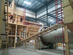 De verticale Molen van de Classificator van de Lucht van het Zand van de Installaties van de Mijn