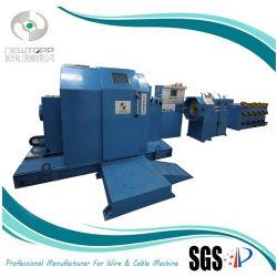 L'échouage de torsion de la machine unique cantilever adapté pour les matériels en PVC/PE