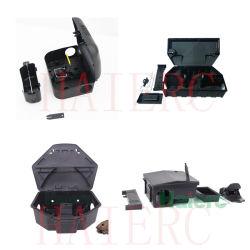 Ratón de alta calidad humana de dispositivos de captura de roedores de plástico de la estación de cebo tóxico con Snap Trap
