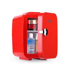 Nueva llegada 5L coche Mini nevera Portable Home nevera nevera refrigerador y calentador de cosméticos