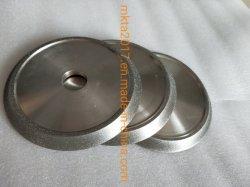 1V1 Muelas CBN para dientes de sierra de la banda de CBN piedra de afilar
