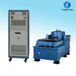120kg de charge essais de vibration électromagnétique Machine haute fréquence