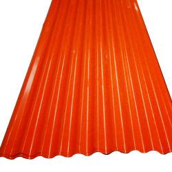 Anti-Pollution Easy-Cleaning RAL Kleur gedimde golfplaten Staal voor dak Tegelmaterialen