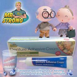 Оптовая торговля г-н Стронг протеза клей крем