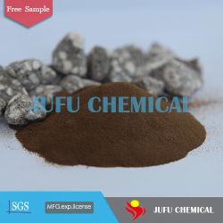 China proveedor profesional de sodio/calcio Lignosulfonate alimentación