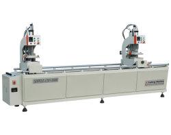 Máquina de Fabricação de vidro UPVC cabeça dupla lateral única máquina de soldar perfeita