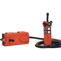 4 telecomando della gru della Manica della gru CD di telecomando F21-4s
