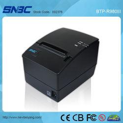 (BTP-R980III) 80mm USB-paralleles Ethernet WLAN Bluetooth Positions-thermischer Empfangs-Drucker