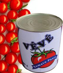 3.15kg 토마토 페이스트 Veve 개인 상표