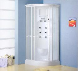 CE 인증을 갖춘 완벽한 스팀 샤워 하우스 박스 칸막이 객실 (SC-108)