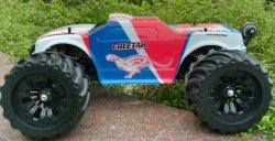 1: 10 4WD 2.4G RCの電気自動車のブラシレス砂漠のバギー